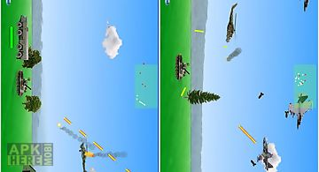 Air defender arcade