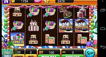 Candy slots - slot machines