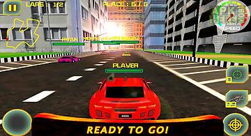 Car war racing 3d : smash cars