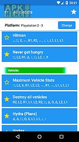 Cheats - gta san andreas for Android free download at Apk Here store
