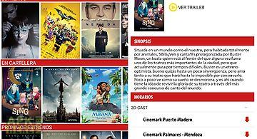 Cinemark argentina