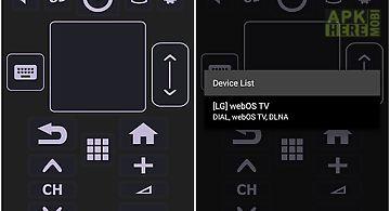 Lg webos magic remote