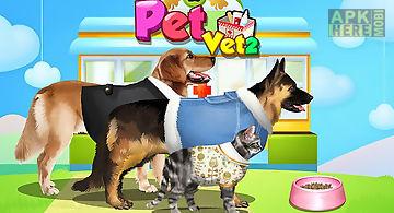 Pet vet dr - animals hospital