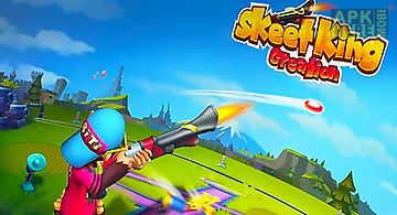 Skeet king: creation