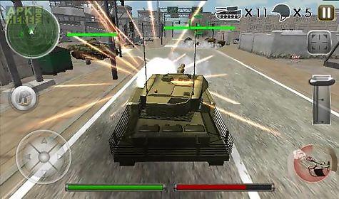 tank defense attack 3d
