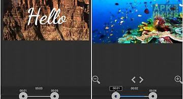 Androvid pro video editor excess
