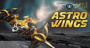 Astrowings: gold flower