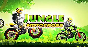 Jungle motocross kids racing
