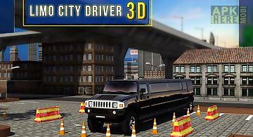 Limo city driver 3d