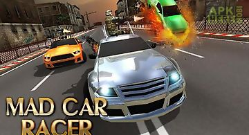 Mad car racer