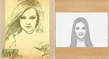 Pencil sketch ultra