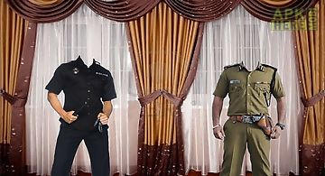 Police photo hd suit