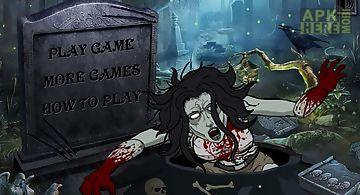 Punch zombie-smash zombie ii