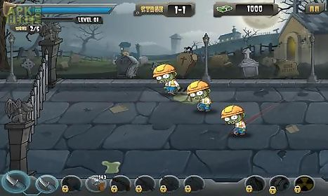 rise of zombie