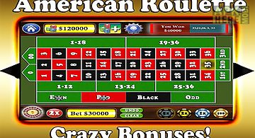 Roulette extreme - american roul..