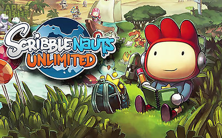 Scribblenauts unlimited for Android free download at Apk