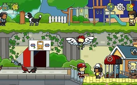 scribblenauts free online game no download