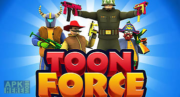 Toon force: fps multiplayer