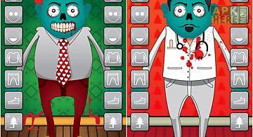 Zombie dress up - zombie game