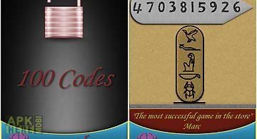 100 codes