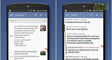 Sync for reddit for Android free download at Apk Here store