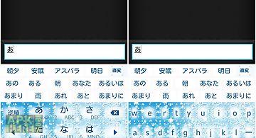 Laceliteblue2 keyboard skin