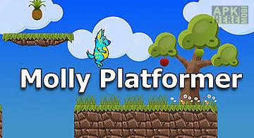 Molly platformer