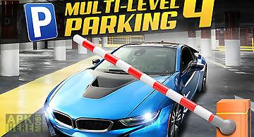 Multi level 4 parking