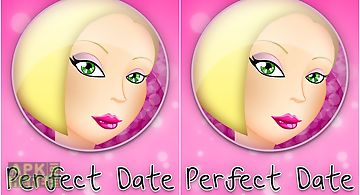 Perfect date makeup free