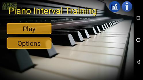 Piano interval training for Android free download at Apk