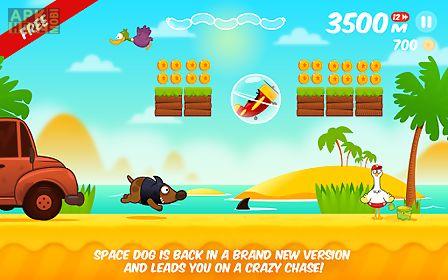 space dog run - endless runner