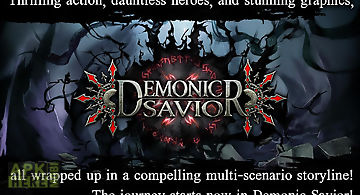 Demonic savior