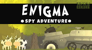 Enigma: tiny spy adventure