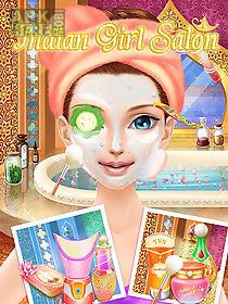indian girl salon: girls games