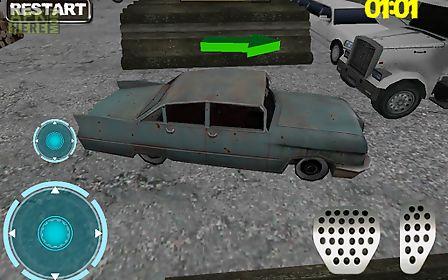 ultra 3d car parking