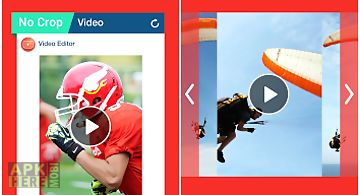 Video editor for instagram