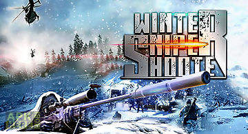 Winter mountain sniper: modern s..