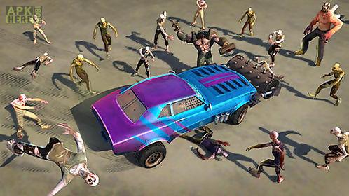 zombie smash: road kill