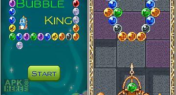 Bubble king: shoot bubble