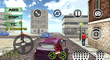 Car driving stunt simulator 3d