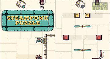 Steampunk puzzle: brain challeng..