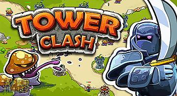 Tower clash td