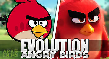 angry birds evolution android game