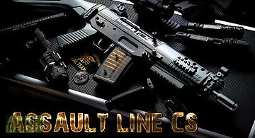 Assault line cs: online fps