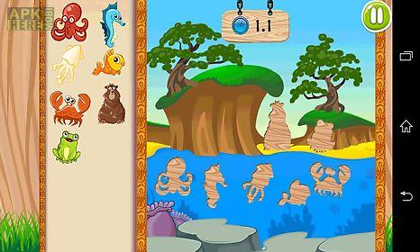 kids zoo puzzles