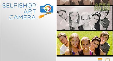 Selfishop: art camera