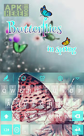 butterflies for hitap keyboard