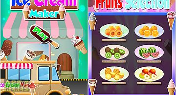 Ice cream maker cooking game for android free download at apk here ice cream maker games ccuart Image collections