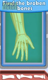 arm doctor - surgery games