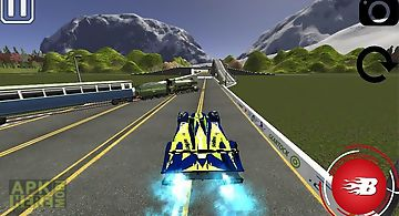 Car vs train : race adventure